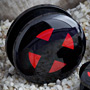 Acrylic screw fit X-Men plugs