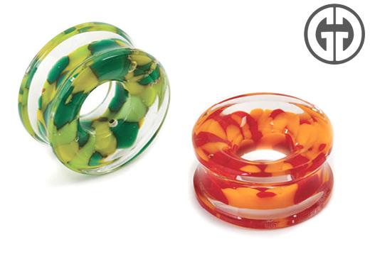 PRE-ORDER Glass Krush Double Flare Eyelet