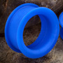 Silicone eyelet (True blue)