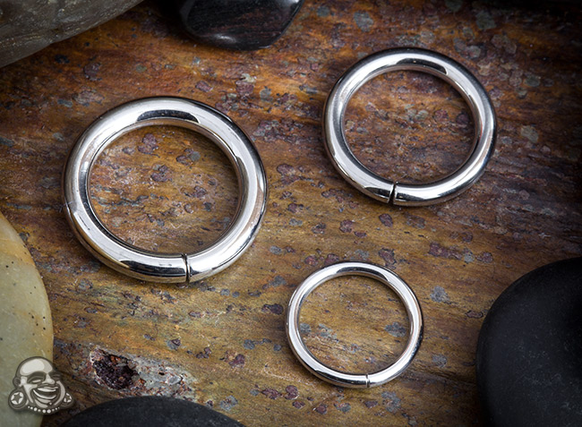 Steel Seamless Continuous Ring
