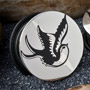 Steel single flare sparrow plugs