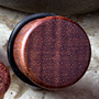 Single flare bloodwood plug
