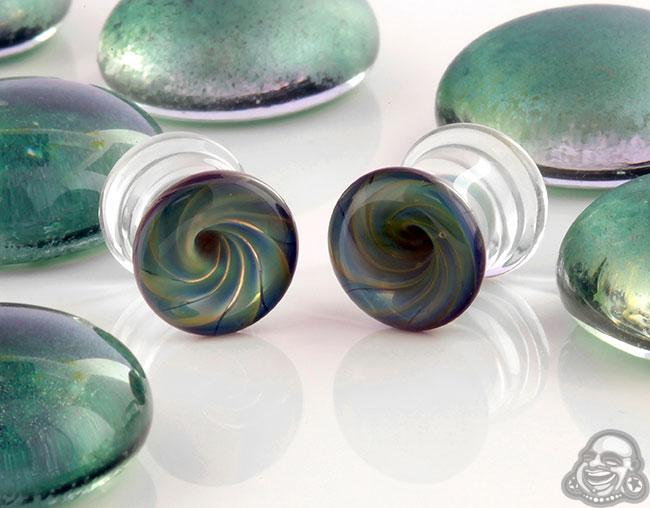Glass Cyclone Plugs