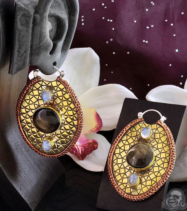 Roshi Design with Golden Obsidian