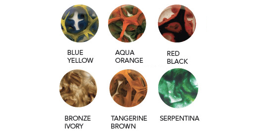 Power color chart
