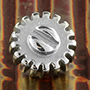 Gear threaded end