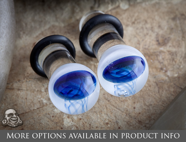 PRE-ORDER Jellyfish Pyrex Ball Plug