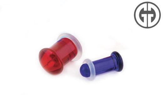 PRE-ORDER Simple Solid Color Single Flare Plug