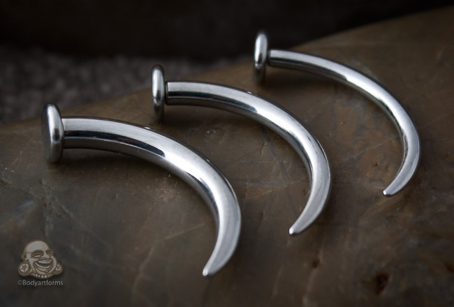 Steel Labret Claw