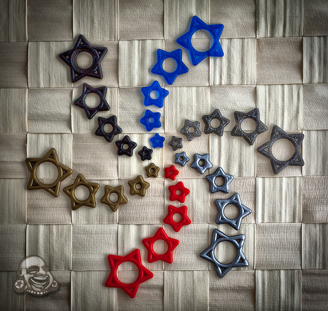 Silicone Star O-Ring