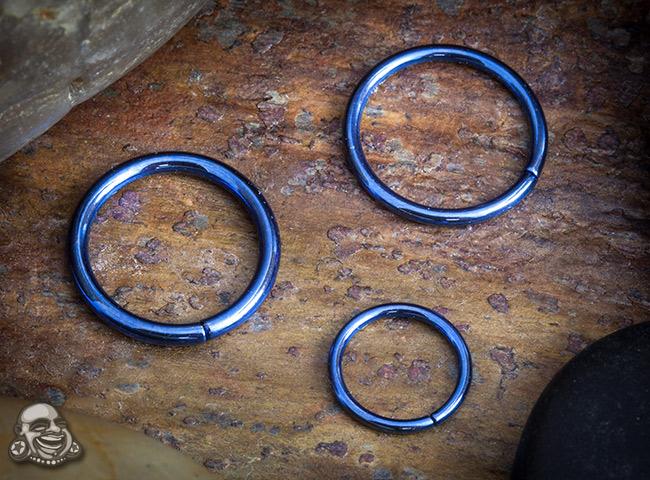 Niobium Continuous/Seamless Ring