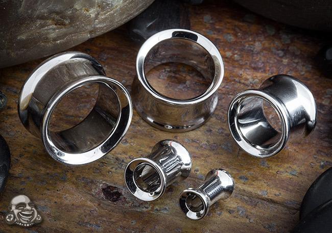 Steel Double Flare Eyelet
