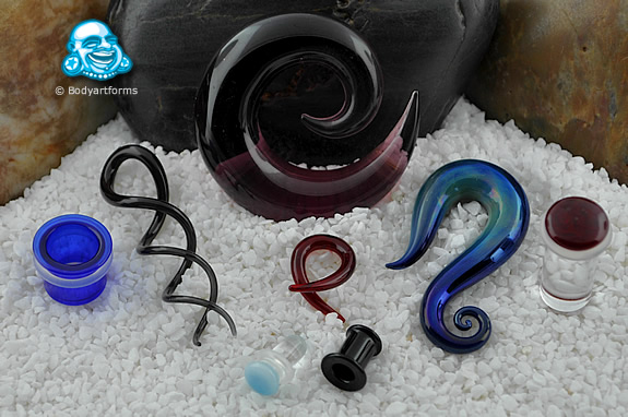 Clearance Bin (Glass Plugs/Designs)