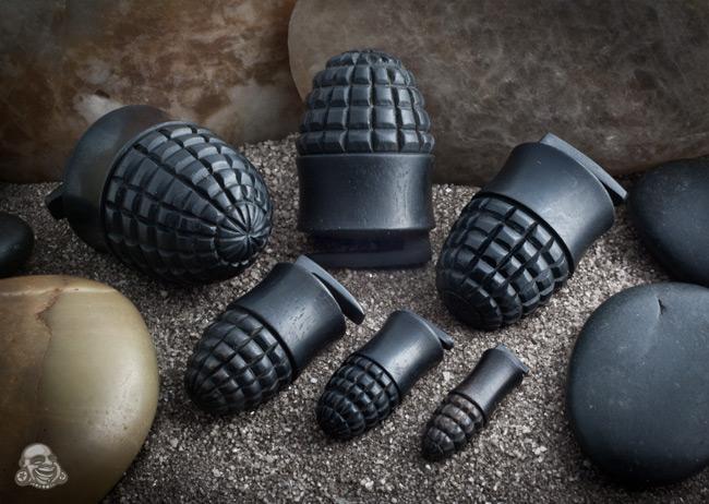 Arang Wood Grenade Plugs