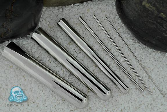 Steel Taper