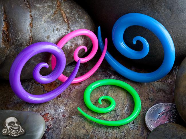 Acrylic Super Spiral