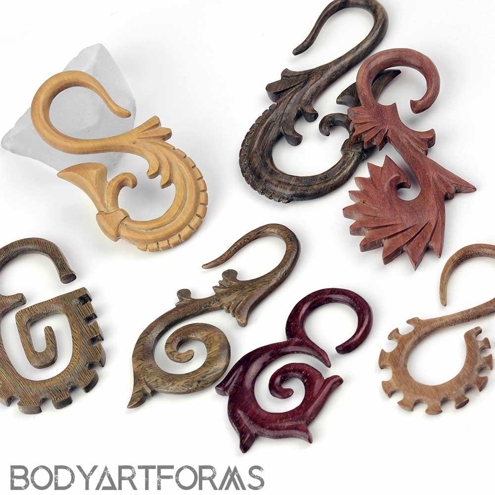 Abaraka Hand Carved Wood Designs