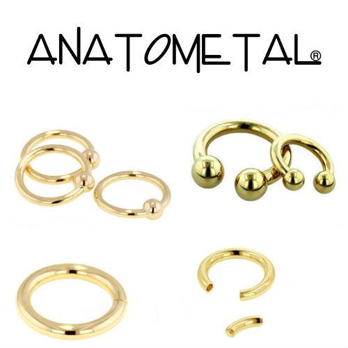 PRE-ORDER 18k Gold Varies Rings