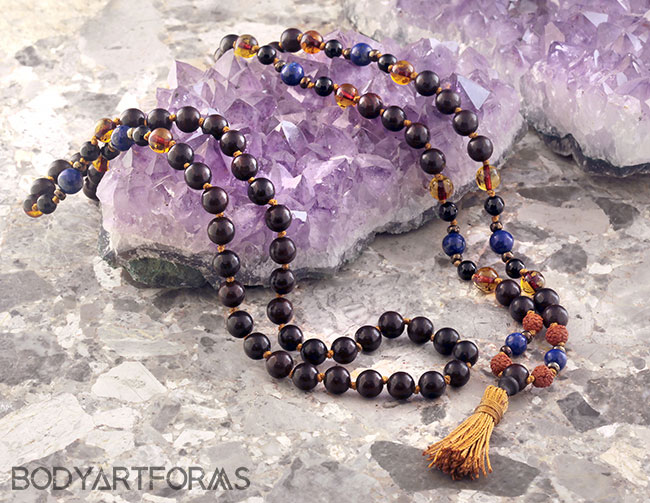 Resilience Mala Necklace