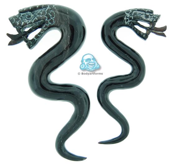 Black Horn Dragon Design