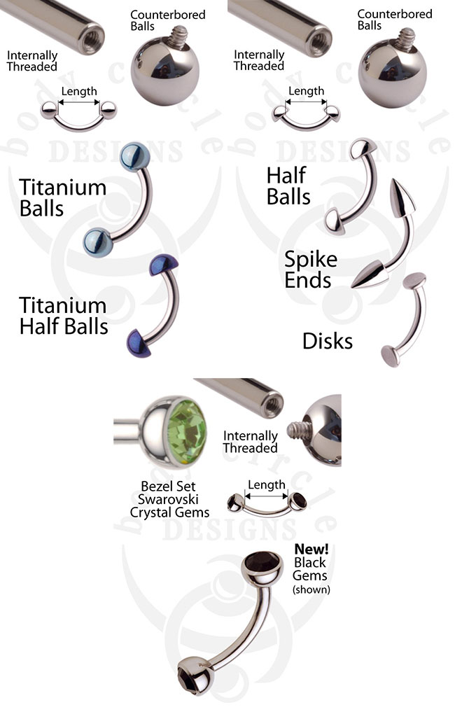 PRE-ORDER Steel Curved Barbell with Assorted Ends