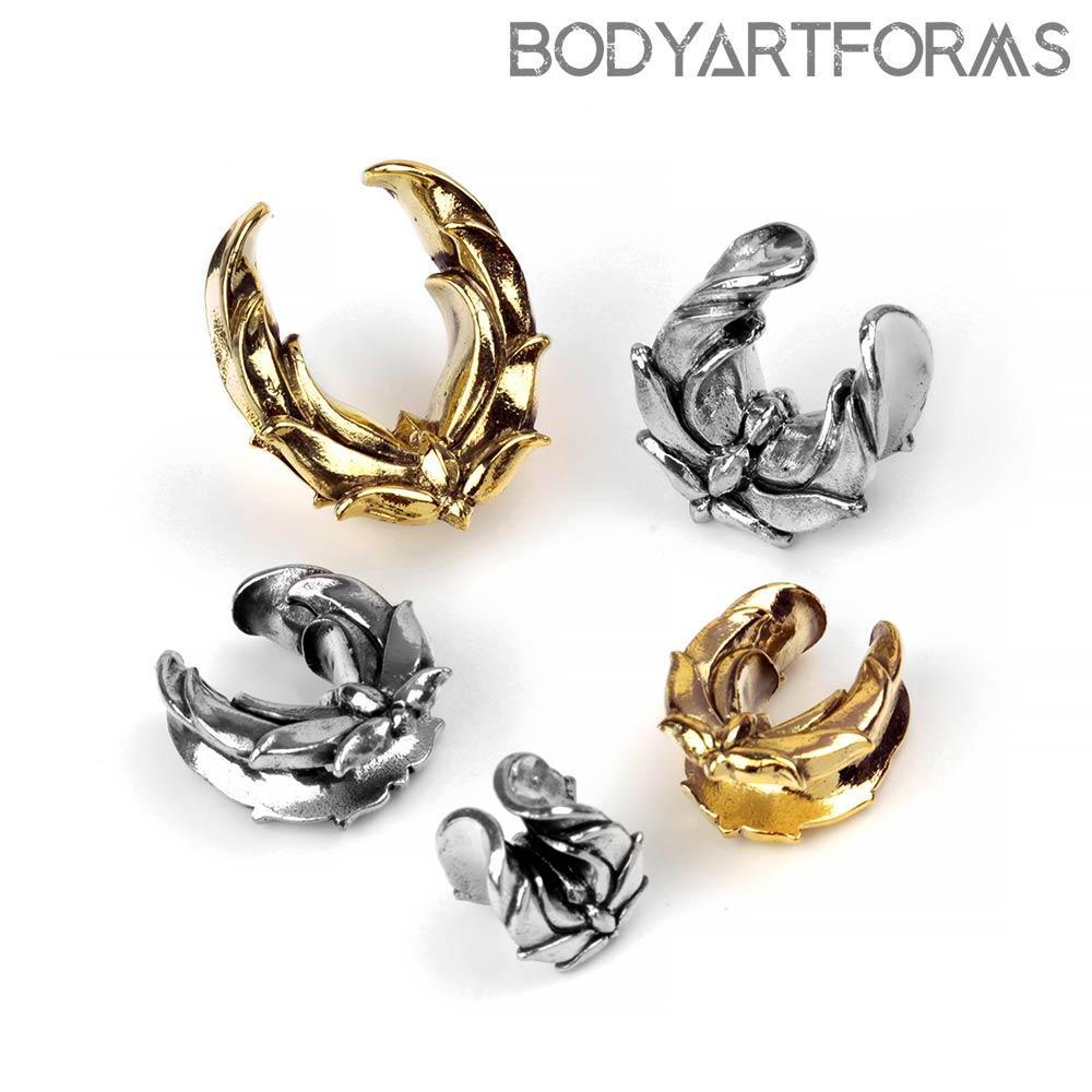 Brass Eye in the Lotus Saddle Design