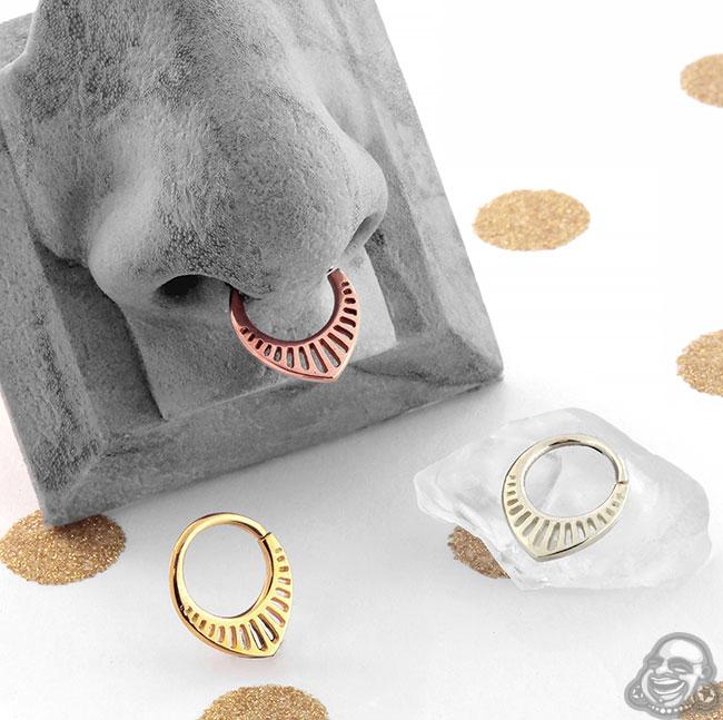Triumph Septum Seamless Ring