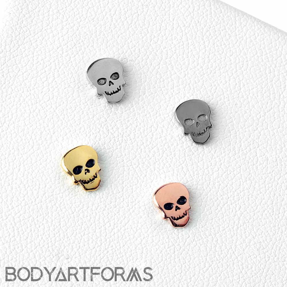 Skull Threadless End