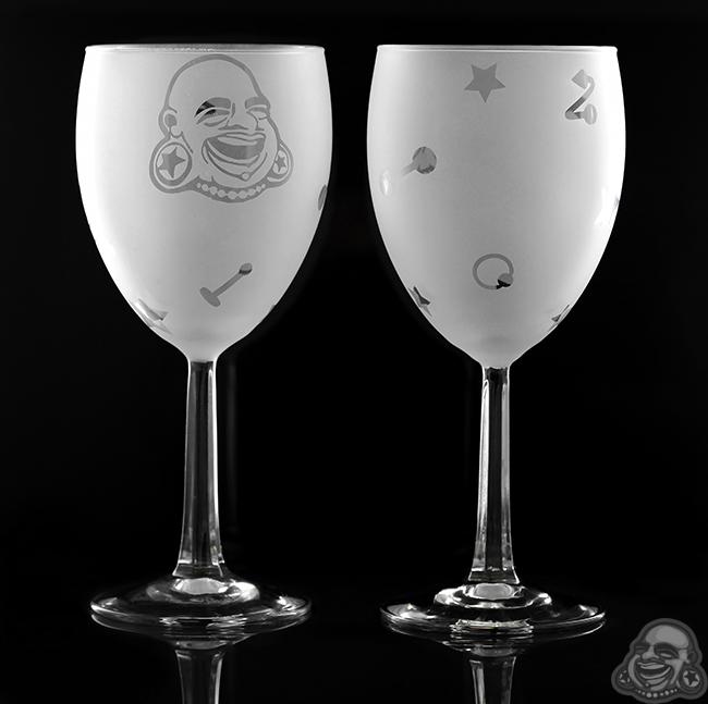 Bodyartforms Wine Glass