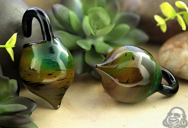 Pyrex Glass Weights
