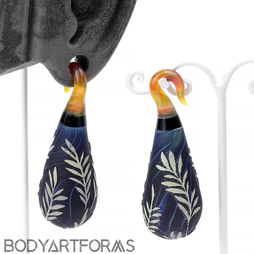 Mini Allure Drop Torian Weights - Blue Moon Ivy