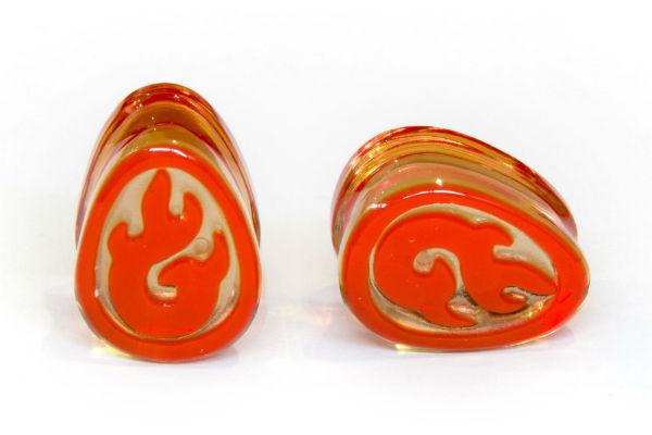 PRE-ORDER Tibetan Flame Teardrops