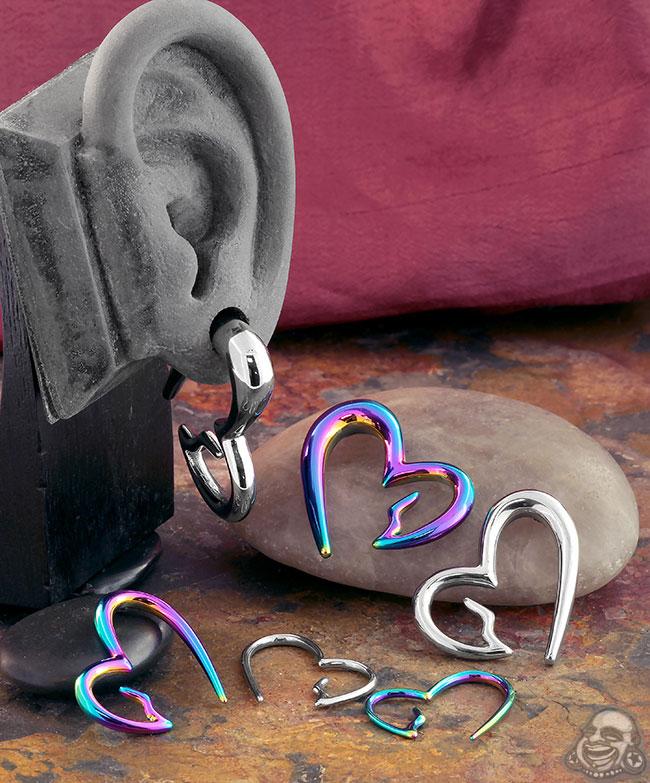 Steel Heartbreak Design