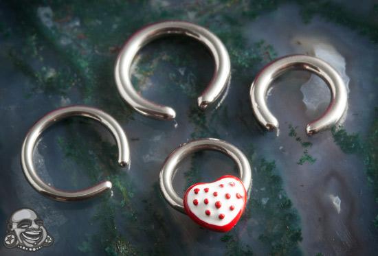 Polka Dot Heart Captive Pack