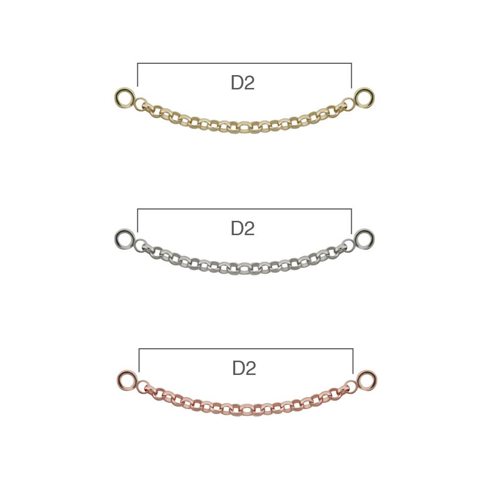 PRE-ORDER 14K Gold Kolo I Chain