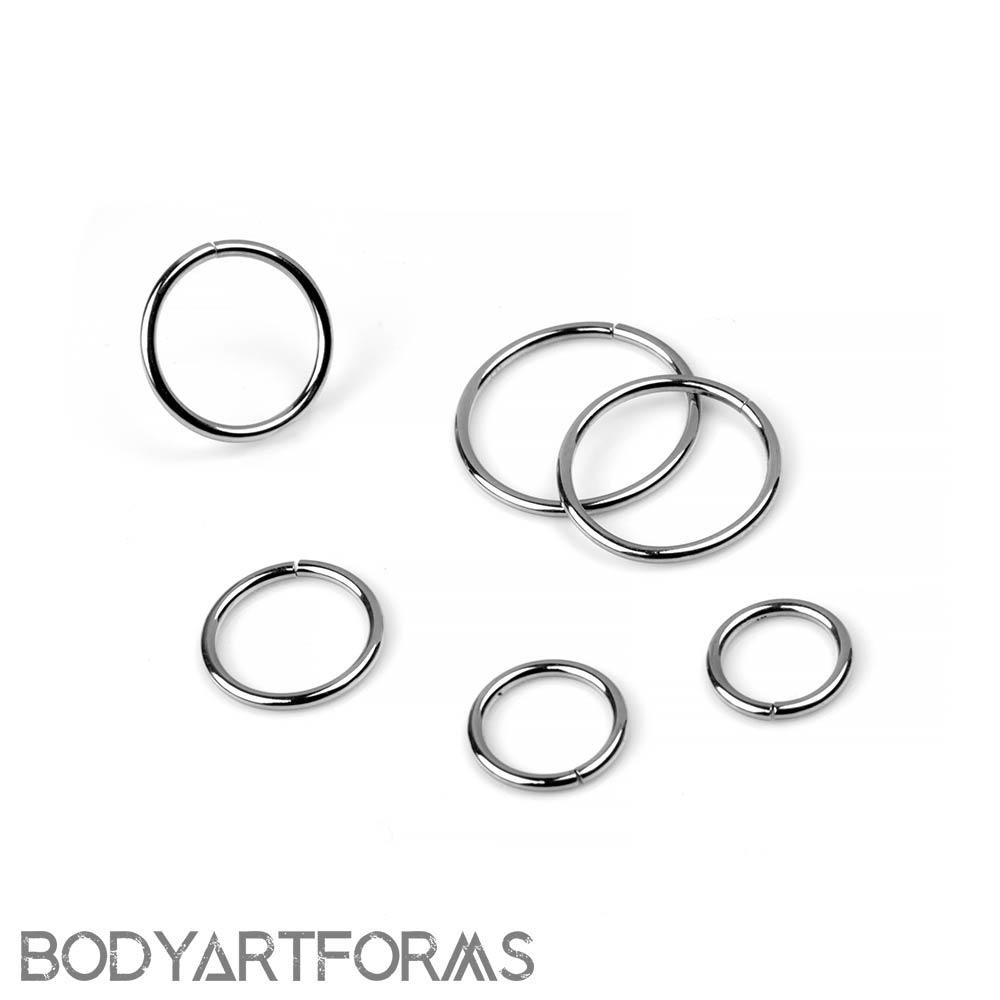 Steel Seamless Rings