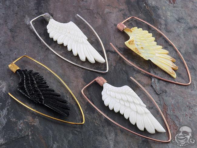 Little Wing Hoops