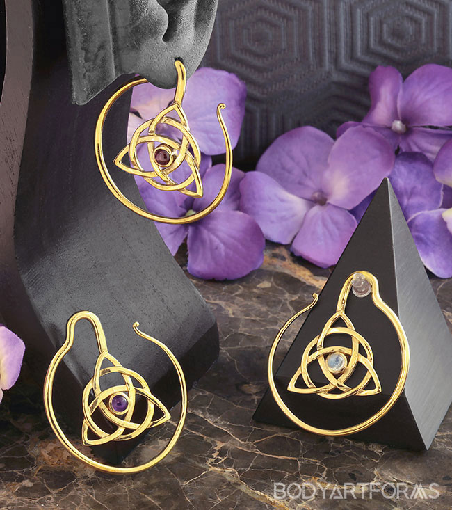 Triquetra Coil Weights