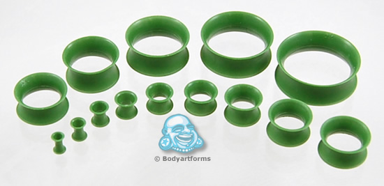 Silicone Earskin (Olive)