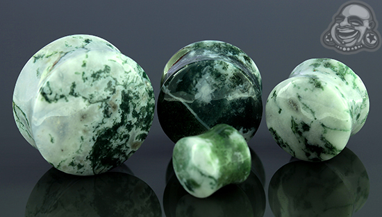 Green Tree Agate