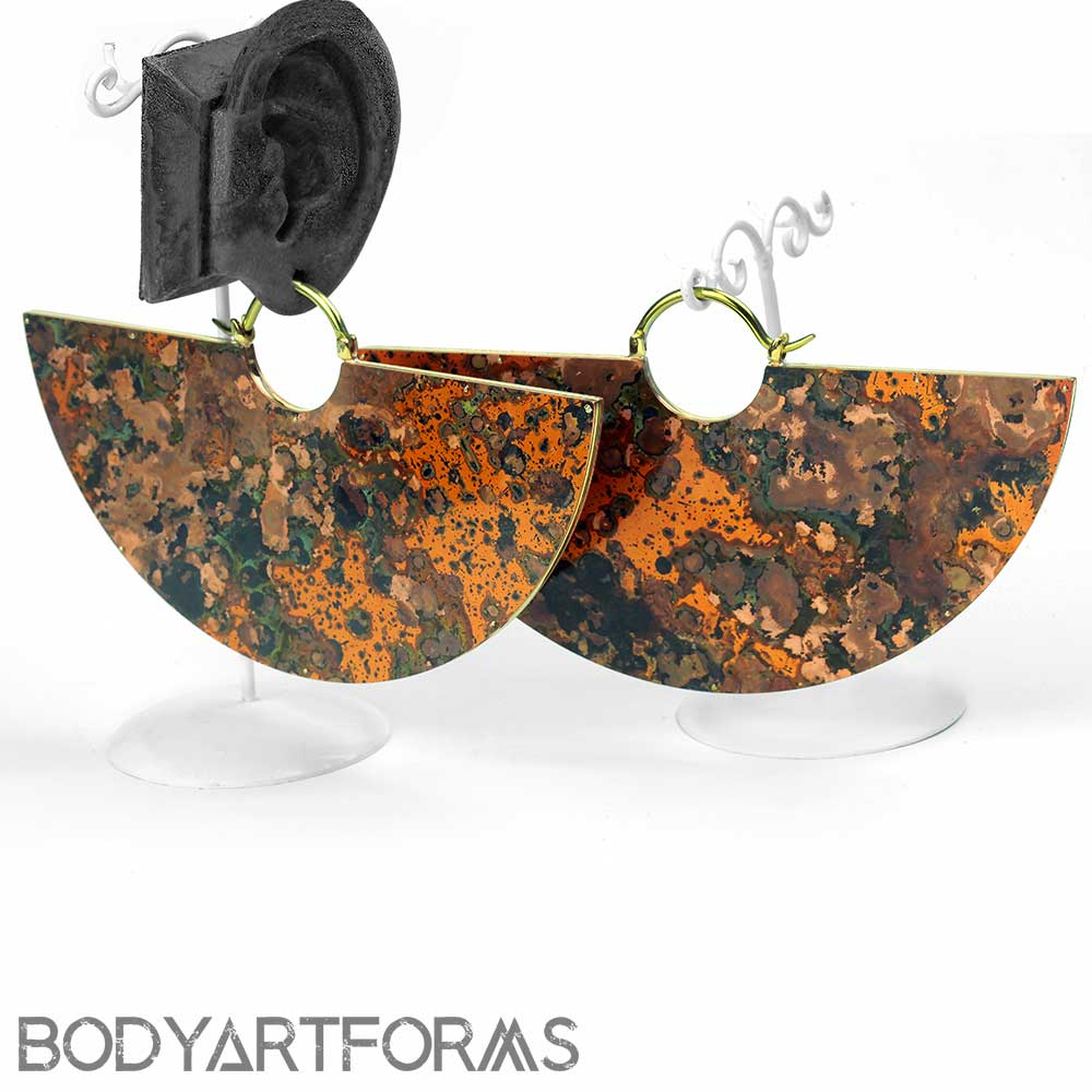 Deep Copper Sukha Design
