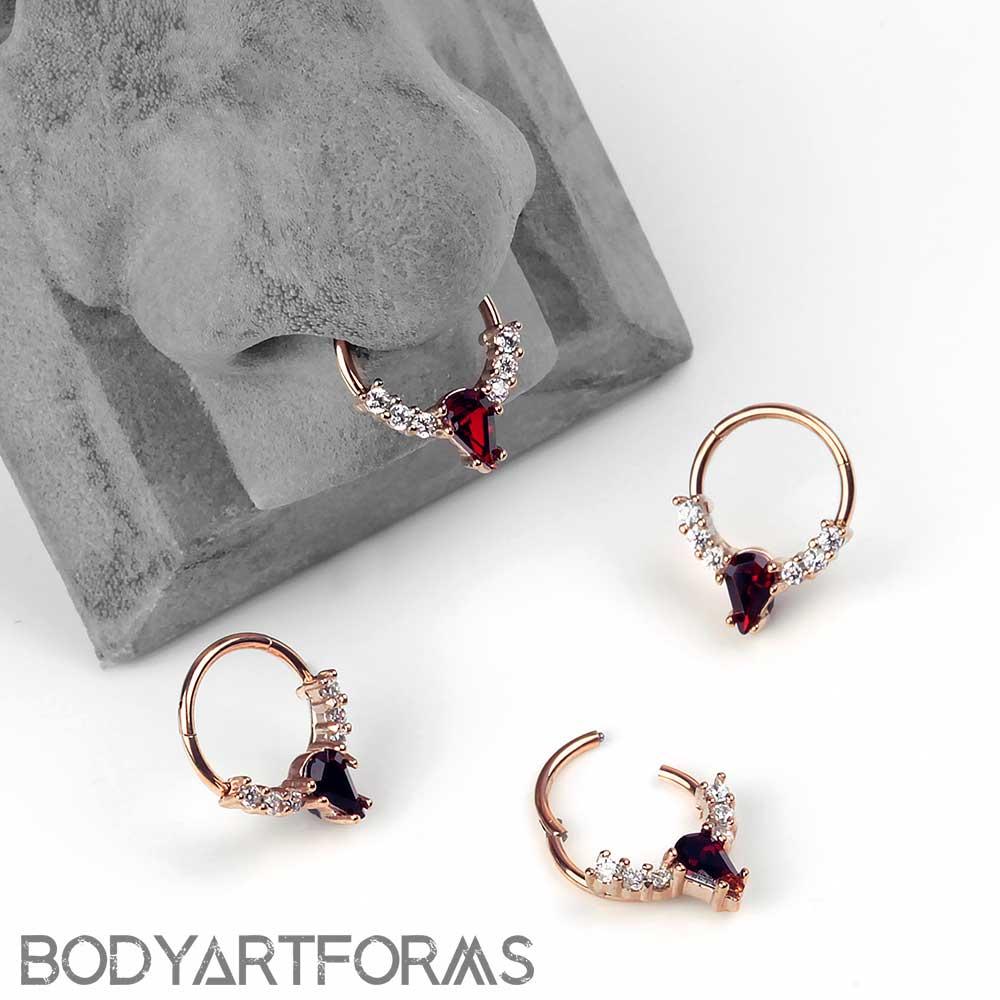 Empress Clicker Ring