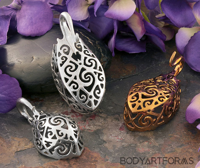 Ornate Tribal Weights