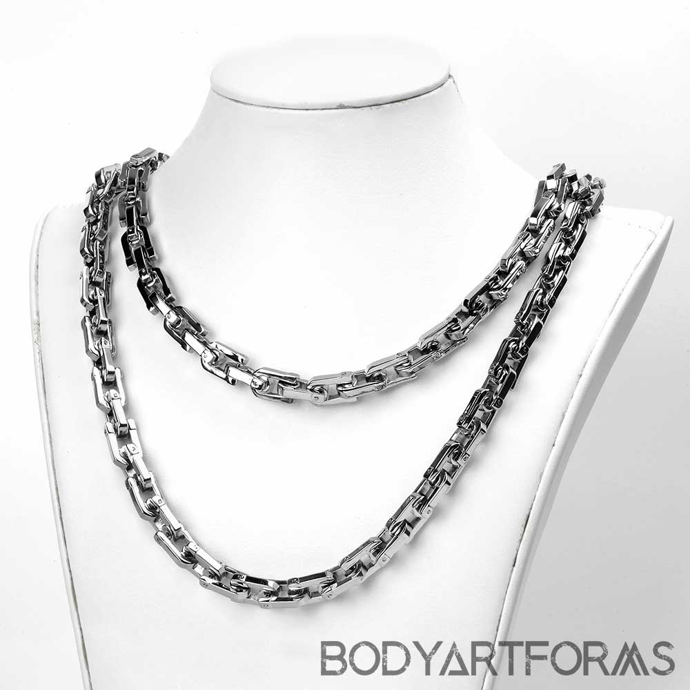 Stainless Steel Bicycle Chain