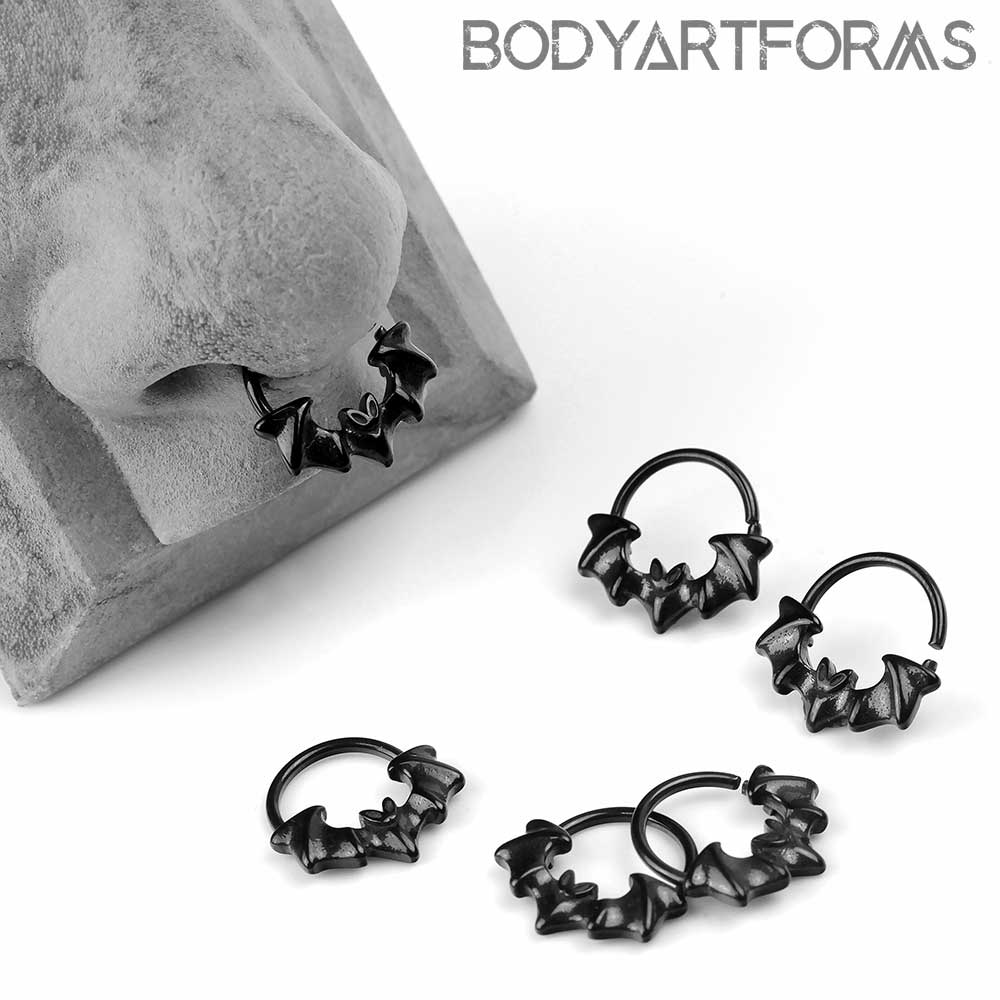 Bat Seamless Ring