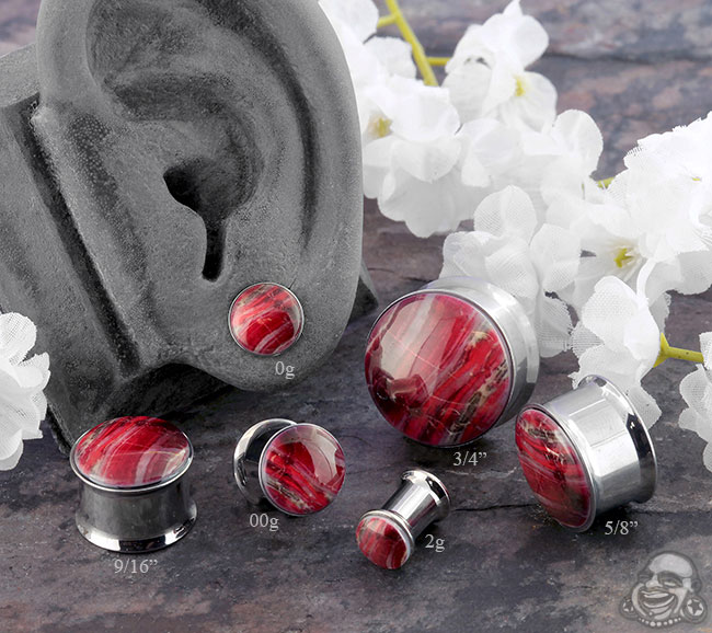 Bloody Sunset Plugs
