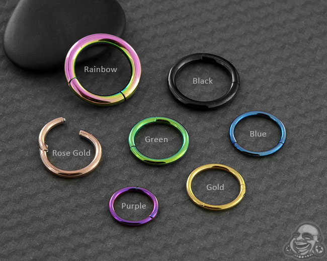 Color Plated Steel Clicker