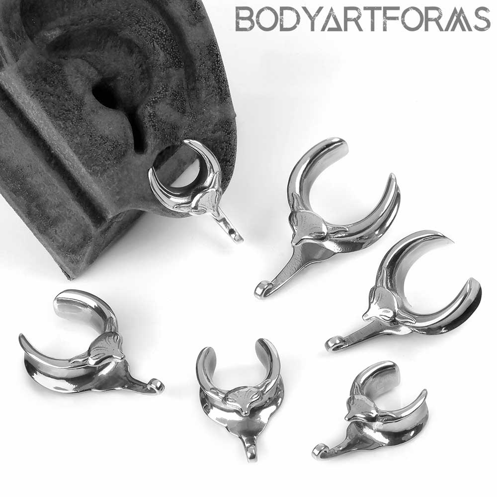 Steel Fox Saddle Design