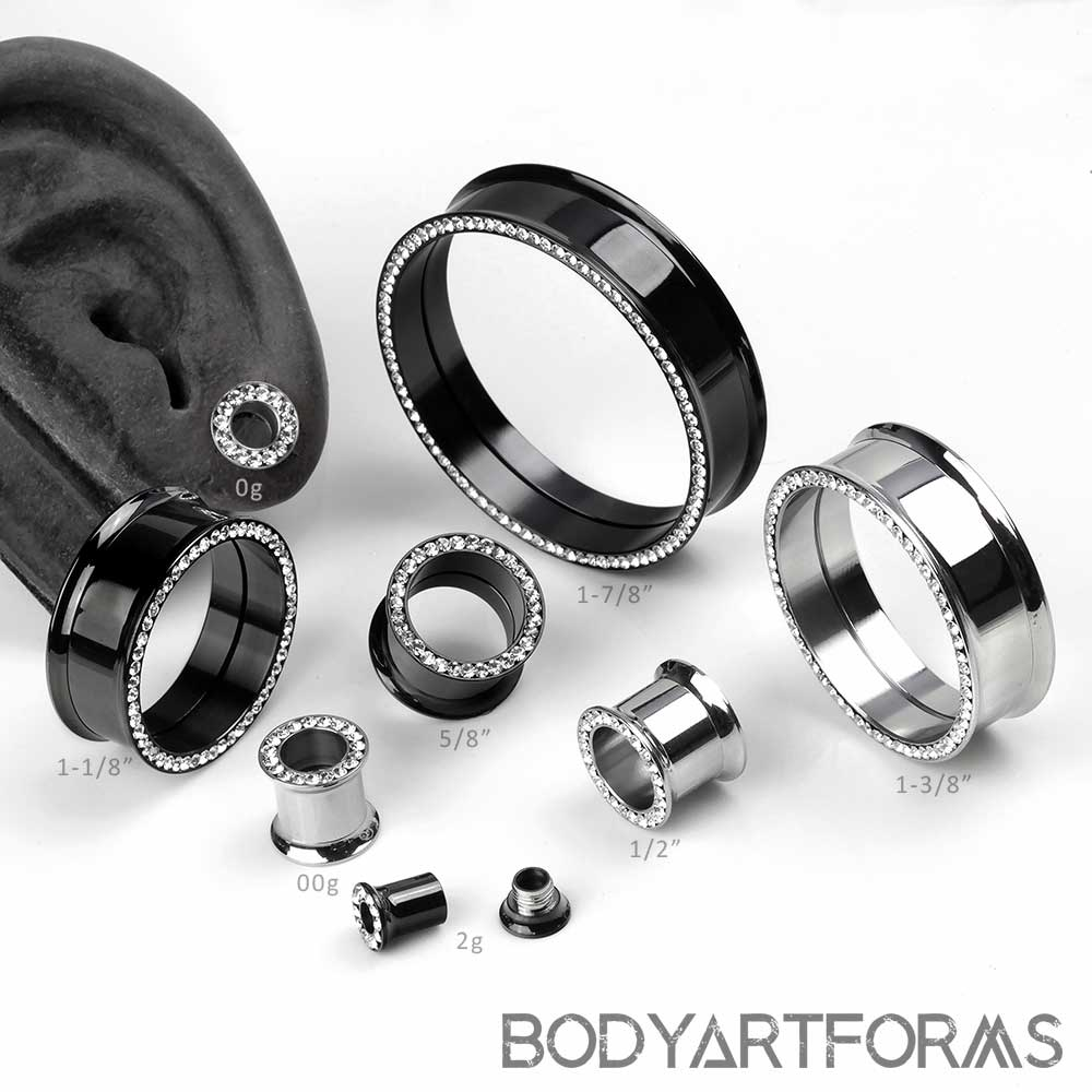 Steel Gemmed Internally Threaded Eyelets