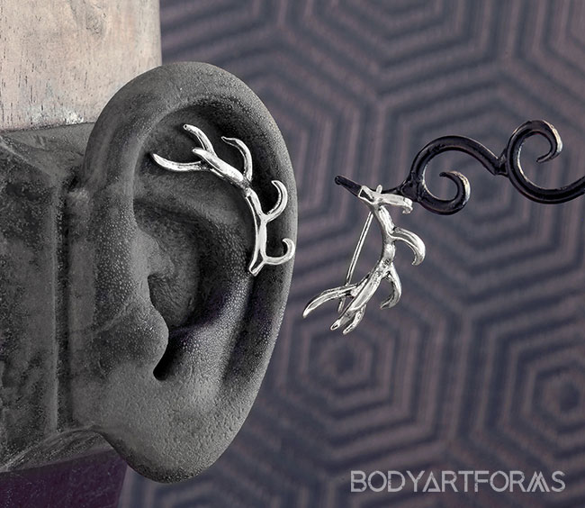 Antler Ear Climber